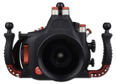 Custodia Subacquea per Canon 5D MkIII/s/sr  - HugyCheck INCLUDED