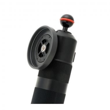 M67 lens holder for float arm