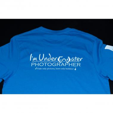 T-Shirt 'I'm Underwater Photographer'