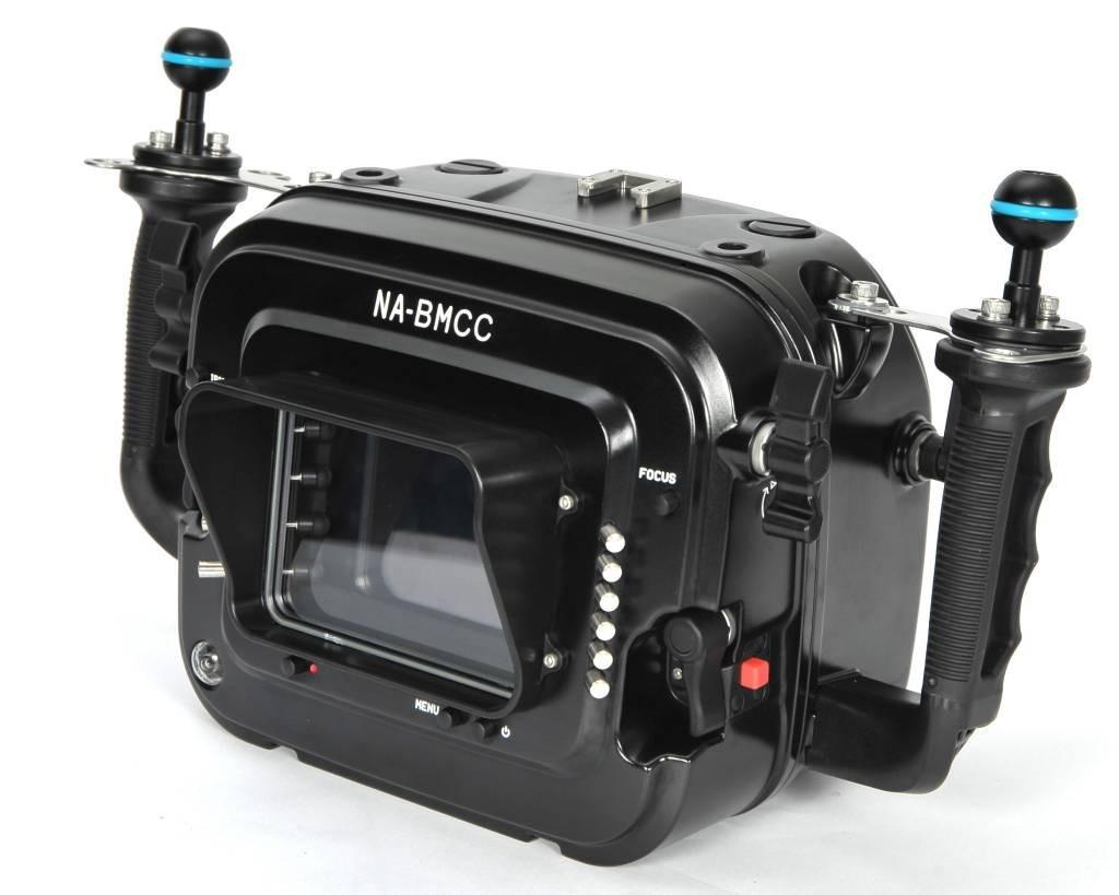 Custodia Subacquea per BlackMagic Cinema  - NA-BMCC